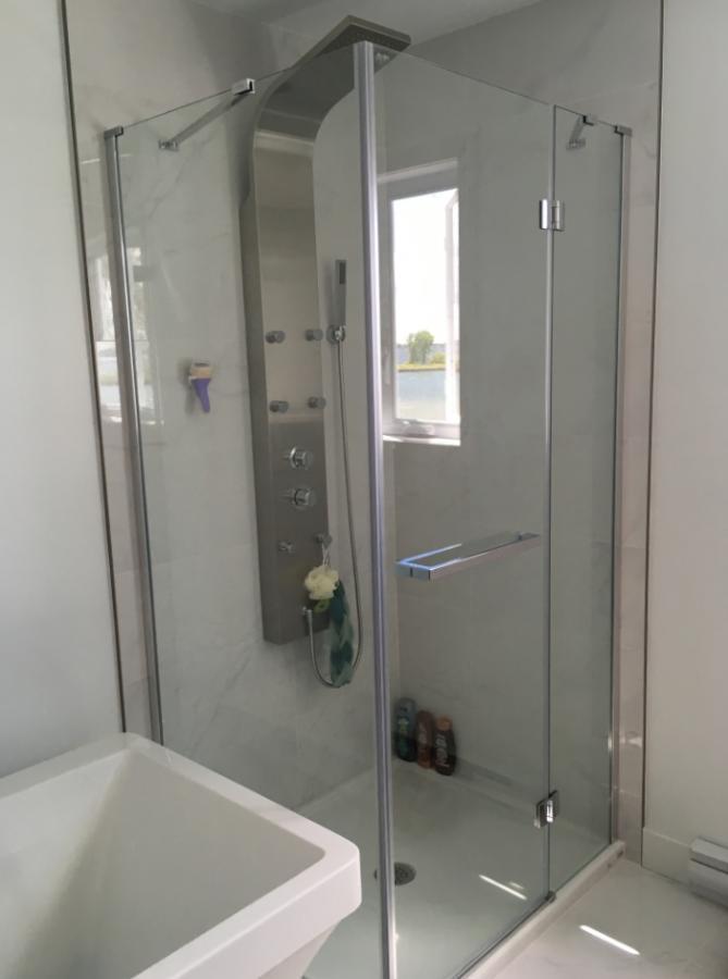 Rénovation de salle de bain complète